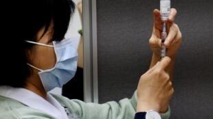 vaccin taiwan covid coronavirus