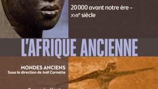 Couverture du livre «L'Afrique ancienne: de l'Acacus au Zimbabwe», de François-Xavier Fauvelle, chercheur au CNRS.