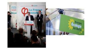 «Est-on en train d'assister à la naissance d'un arc vert-rouge» entre La France insoumise et Europe Écologie les Verts ?