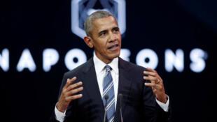 Rais Mstaafu wa marekani, Barack Hussein Obama