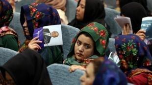 آغاز کارزار انتخاباتی افغانستان