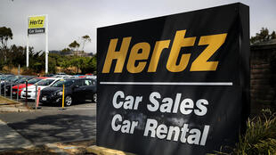 Le loueur de voitures Hertz subit de plein fouet l'impact du coronavirus.