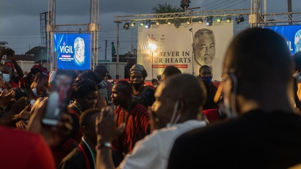 Article similaire à Ghana : l'ombre de Rawlings plane sur la présidentielle