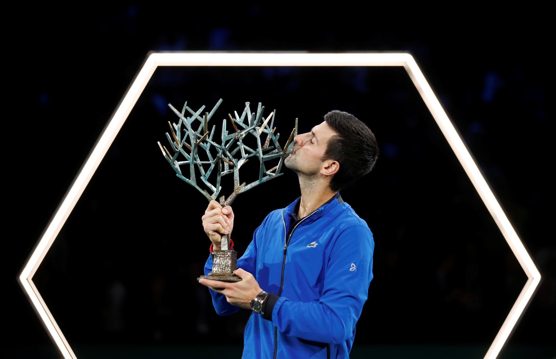 Кфиналу Джокович подошел чуть более уставшим, чем его противник: всубботу, 2 ноября, оноспаривал выход врешающую стадию турнира ссоперником изБолгарии Григором Димитровым.