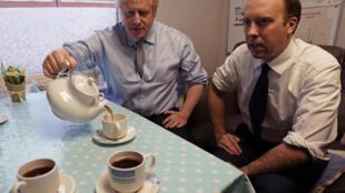British Prime Minister Boris Johnson and Health Secretary Matt Hancock have tested positive for coronavirus