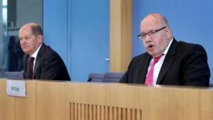 Ministros da Economia e Finanças da Alemanha