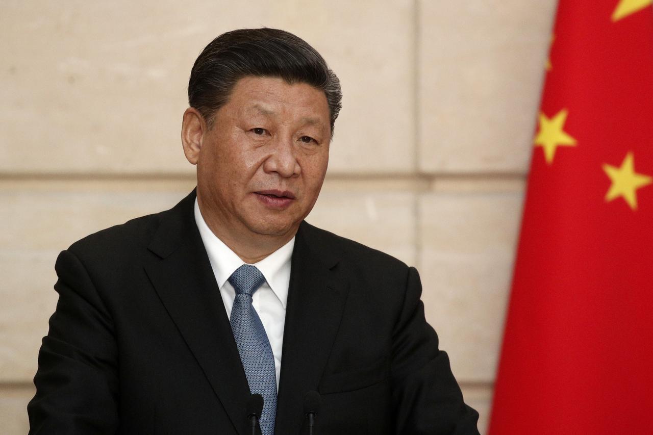 中国国家主席习近平资料图片