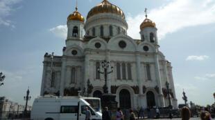 Храм Христа Спасителя (архивное фото)