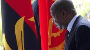 Presidente angolano, João Lourenço.
