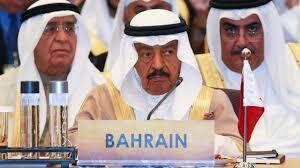 Franministan Bahrain Khalifa Bin Salman al-Khalifa