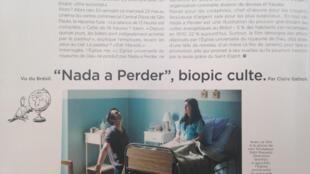 """Revista fala do """"milagre"""" do filme """"Nada a Perder"""", sucesso de bilheteria."""