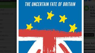 Couverture du livre «Brexiternit» de Denis MacShane publié aux éditions I. B. Tauris (capture d'écran).
