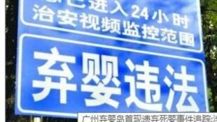 广州弃婴安全岛接收弃婴众多远超负荷几达一倍。