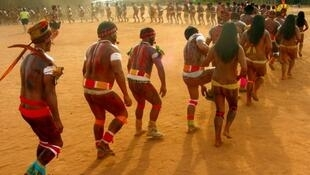 Indios guaranis