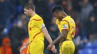 Steven Gerrard (left) is leaving Liverpool after spending his entire senior career at the club. Raheem Sterling appears keen to leave Anfield after two seasons in the first team.