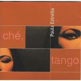 Portada del disco 'Che tango' de Paula Estrella