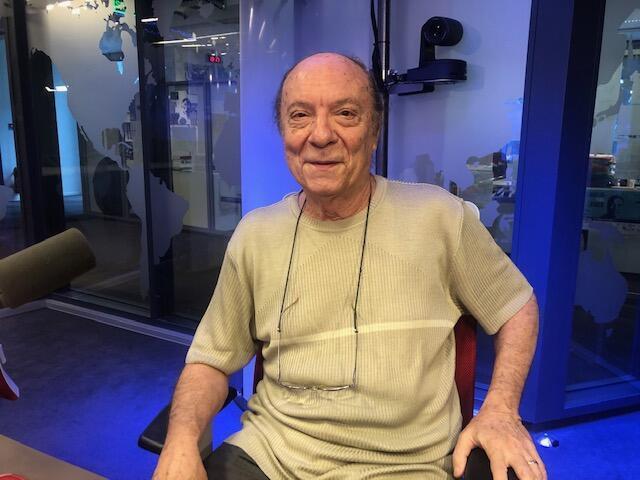 O Maestro Jorge Antunes