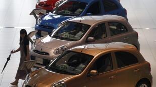 A valorização do real provocou o aumento das importações de automóveis do México.