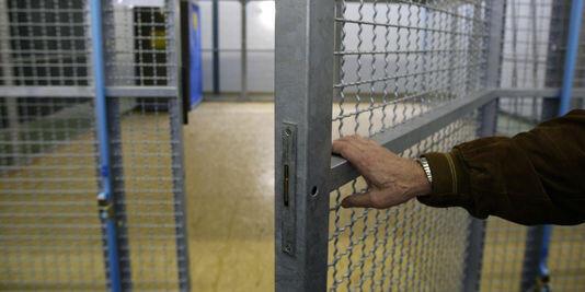 In Fresnes prison