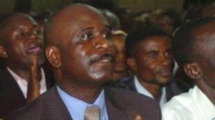 Eugène Diomi Ndongala a bénéficié d'une mesure de libération conditionnelle du ministère de la Justice sur une instruction du président Félix Tshisekedi (image d'archives).