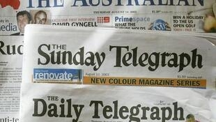 The police raid sparked a storm of protest, with News Corp, Australia's largest news media company, warning of 'a dangerous act of intimidation'