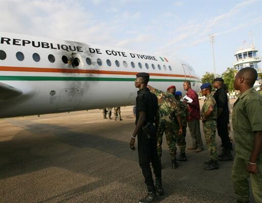 Jirgin kasar Cote-D'Ivoire