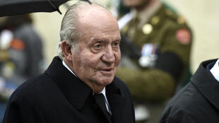 Spain's former King Juan Carlos I, pictured in 2019, fled into self-imposed exile in the United Arab Emirates in August