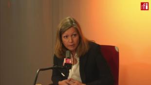 Yaël Braun-Pivet, présidente de la commission des lois et députée LaREM des Yvelines.