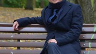Ông Trịnh Xuân Thanh tại một công viên ở Berlin. Ảnh được công bố ngày 02/08/2017.
