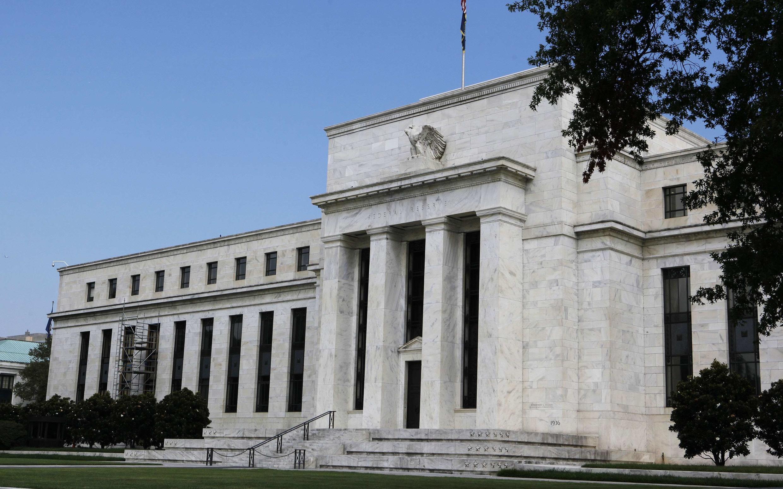 La Réserve fédérale américaine, à Washington, le 22 août 2012.