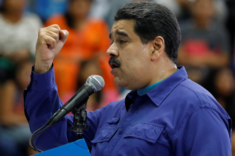 Le camp chaviste dispose déjà de son candidat en la personne de Nicolas Maduro, investi par son parti vendredi 2 février 2018.