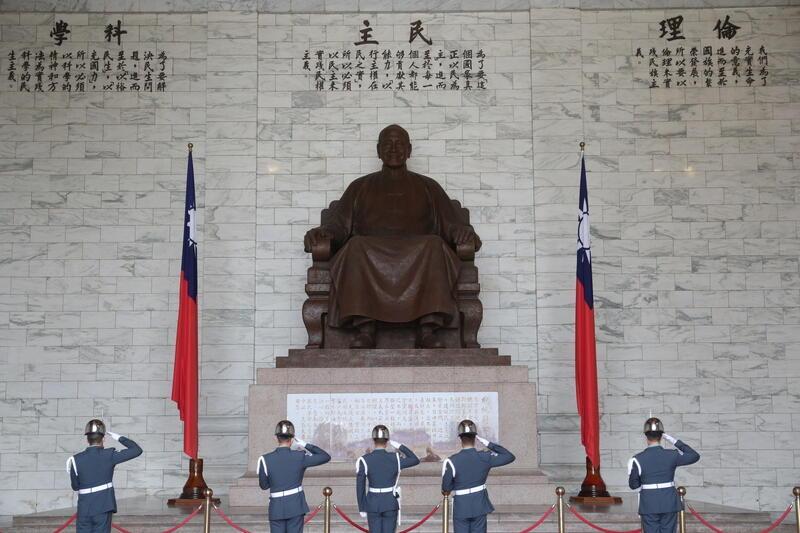 Taiwan-statut Jiang
