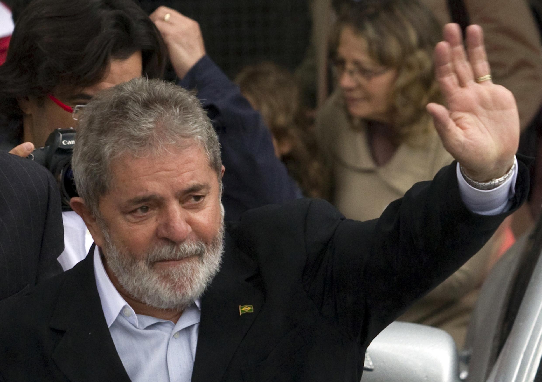 O presidente brasileiro Luis Inácio Lula da Silva.
