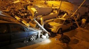 Outro forte terremoto sacudiu o norte do Chile na noite desta quarta-feira (2).