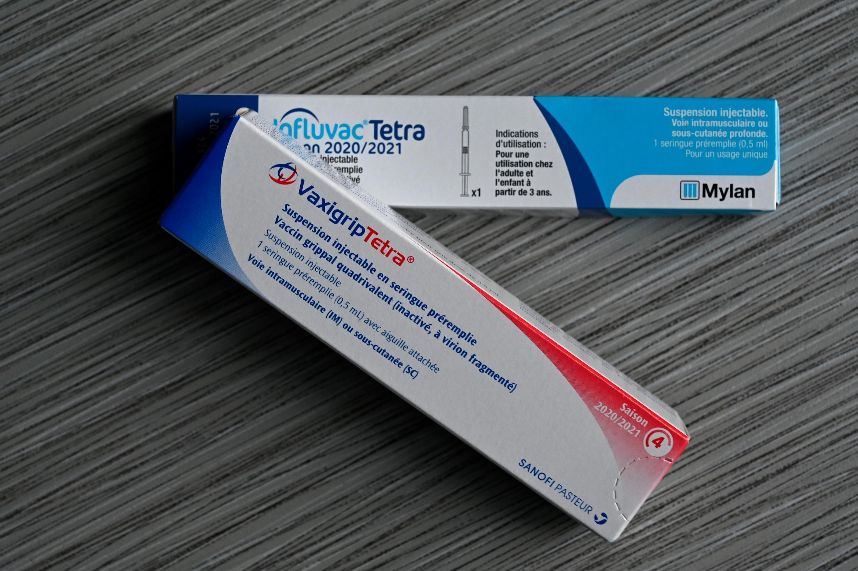 Vacina gripe França
