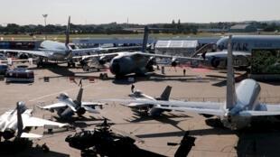 La 51e édition du Salon international de l'aéronautique et de l'espace (SIAE) du Bourget s'est déroulé du 15 au 21 juin 2015.