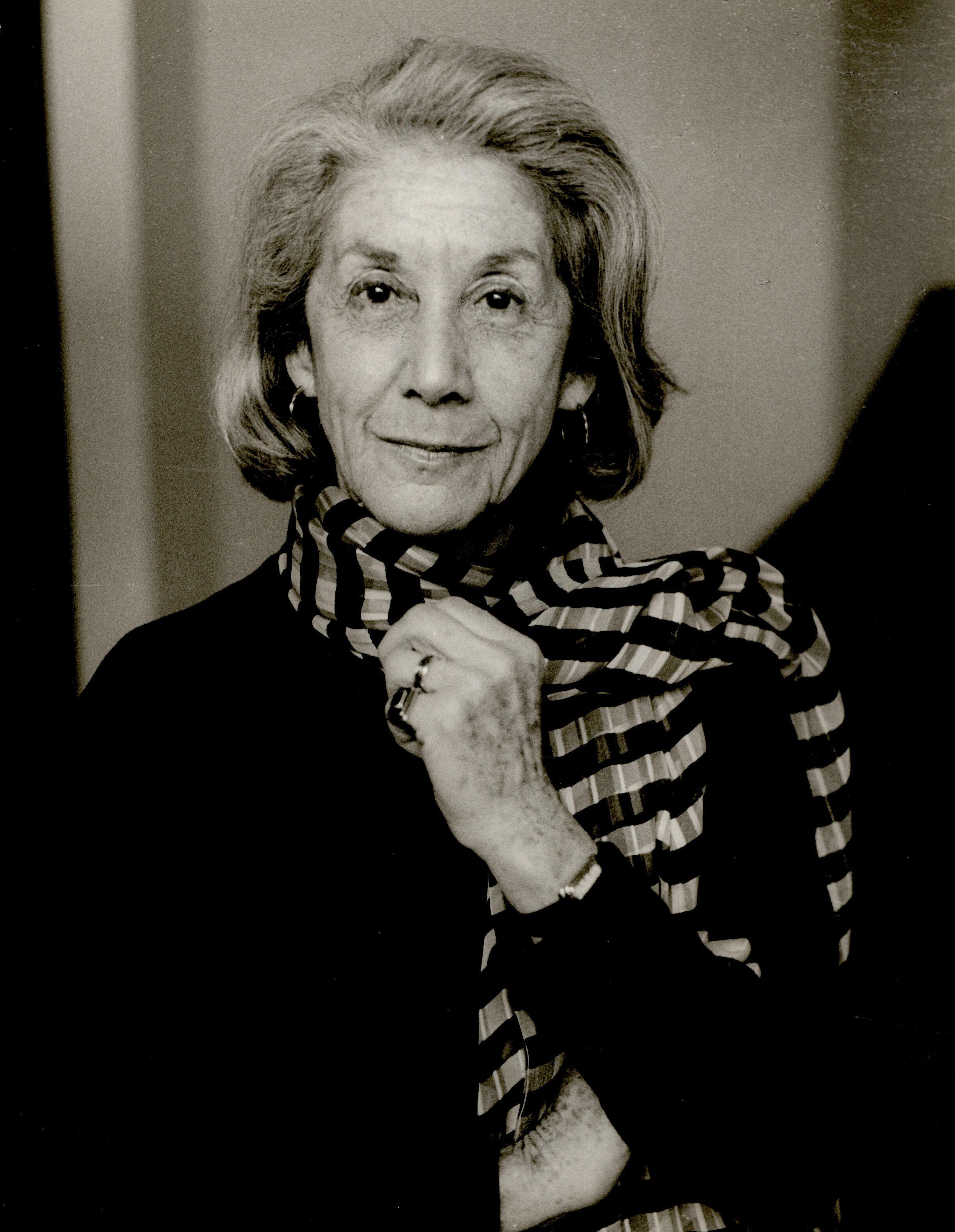 Nadine Gordimer recebeu o prêmio Nobel de Literatura em 1991.