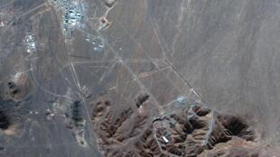 L'Iran avait indiqué, mercredi 13 janvier, à l'Agence internationale de l'énergie atomique (AIEA) avancer dans sa production d'uranium métal pour servir de carburant à un réacteur (photo d'illustration d'un site atomique iranien).