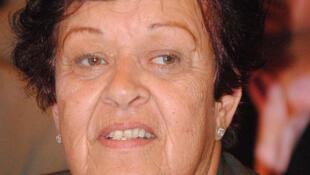 Salma Baccar, cinéaste et femme politique tunisienne.
