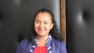 Arlette Raharijaona, vice-présidente du Global Entrepreneurship Network -ou le Réseau mondial de l'entrepreneuriat- à Madagascar.