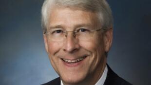 O senador norte-americano Roger Wicker.