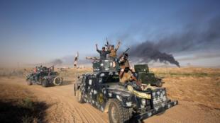 Jeshi la Iraq limeanzisha operesheni Jumatatu hii Mei 23, 2016kwa lengo la kudhibiti mji wa Falluja kiutoka mikononi mwa kundi la IS
