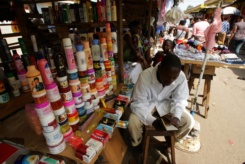 Produits de beauté Niger