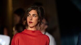 Lili Hinstin, nouvelle directrice artistique du festival international de Locamrno, en Suisse.