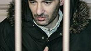 Василий Алексанян в заключении