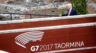 """Sobre a participação do presidente Donald Trump na cúpula do G7 de Taormina (Sicília), Gary Cohn, que é seu conselheiro econômico, explicou que o presidente """"veio para aprender e a posição adotada será a melhor para os Estados Unidos""""."""