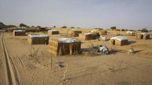 Un camp de réfugiés qui accueille les déplacés suite aux attaques de Boko Haram (image d'illustration).