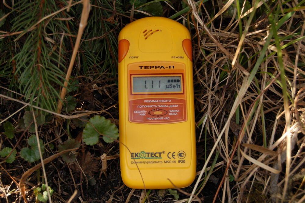 Уровень радиационного загрязнения в Старых Бобровичах в несколько раз превышает допустимую норму.