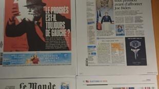 Diários franceses   29 09 2020