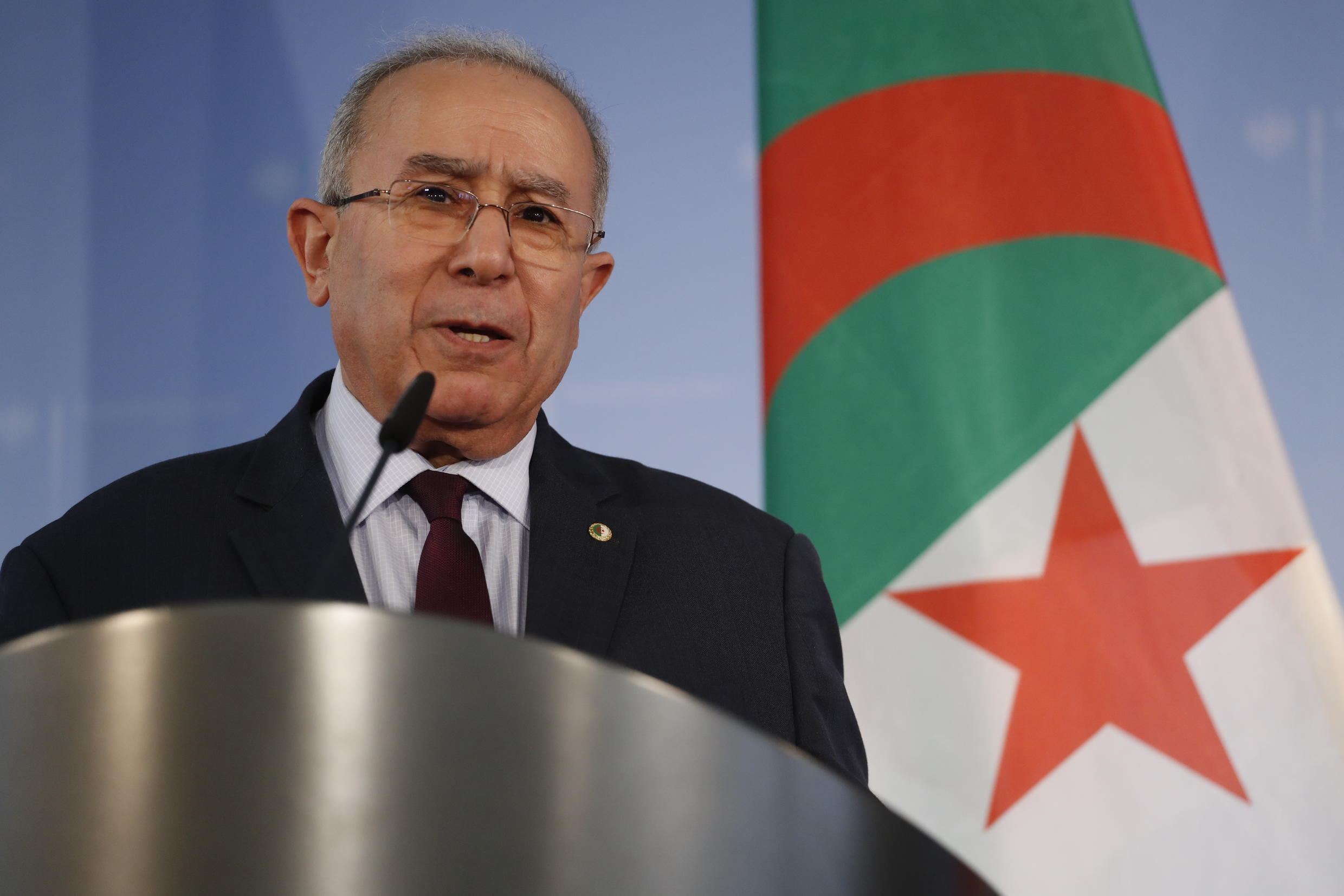 Ramtane Lamamra of Algeria has been a mediator in several African conflicts